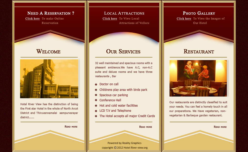 hotels in vellore
